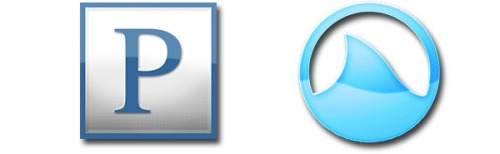 Pandora-logo-grooveshark-logo
